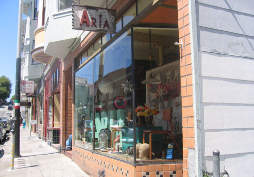 San Francisco Shops: What I Saw | Design Work Life