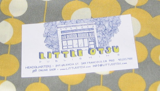 Little Otsu Card