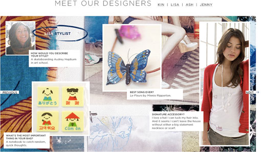 Madewell: Meet the designers