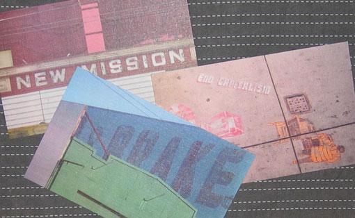 San Fran Postcards 1