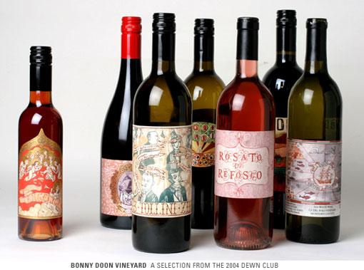 McFerrin wine labels 01