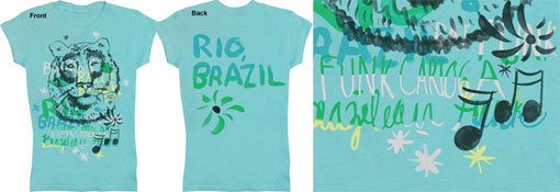 Painted Rio