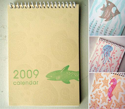 Valerie Jar 2009 Calendar