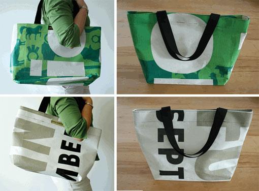 Wexler tote bags