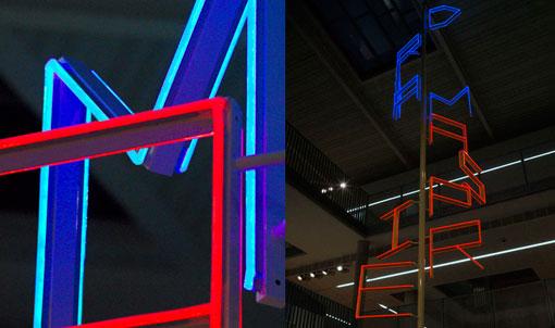 Neon Dream and Aspire