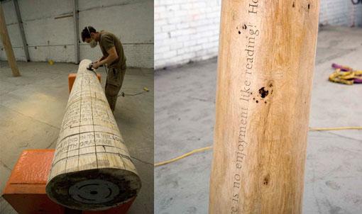 Typographic tree columns 03