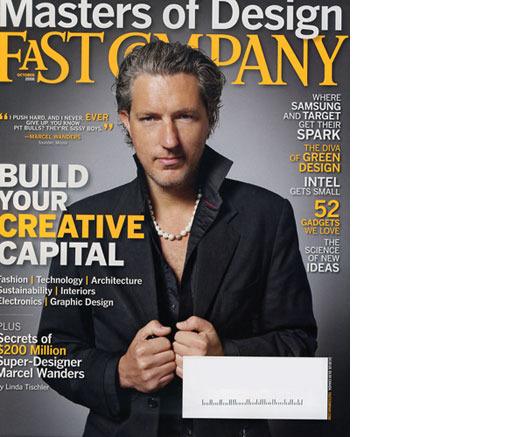 Fast Company: Masters of Design