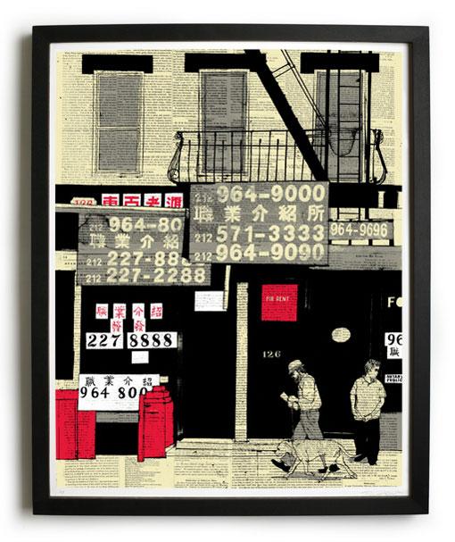 Chinatown Numbers