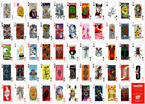Gig Posters Deck 2