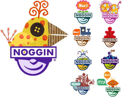 Noggin Logo Images Frompo