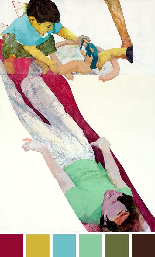 Underneath by Steve Kim