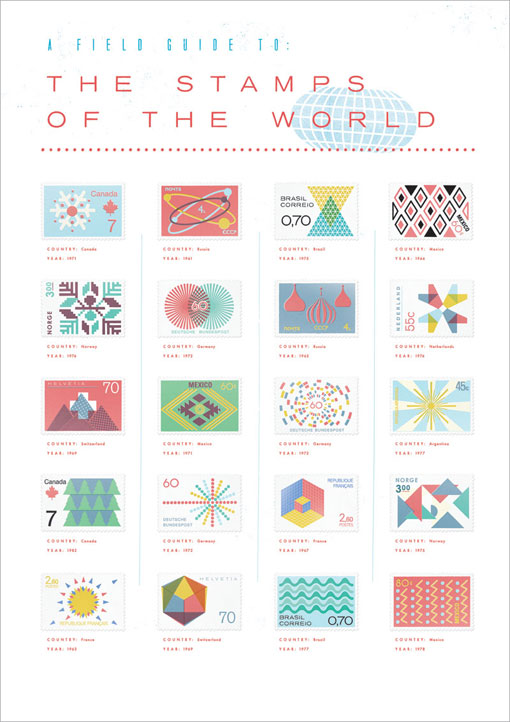 Field Guide to the Stamps of the World
