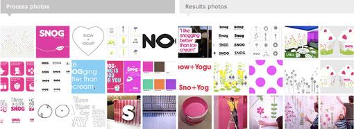 ico design + Snog 04
