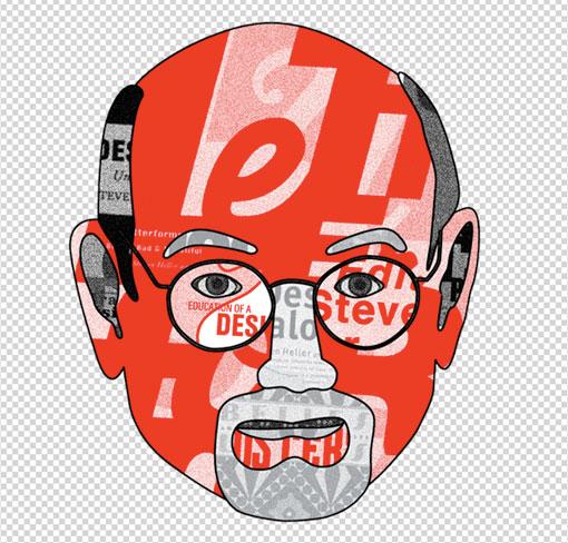 Steven Heller Portrait