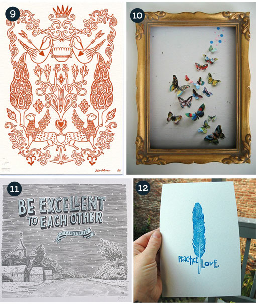 Gift Guide: Affordable Art 03