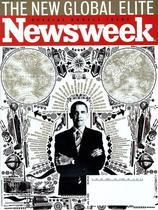 Newsweek Jan 5th