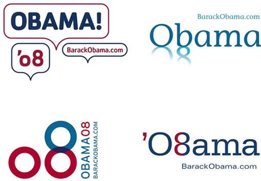 Obama Logos