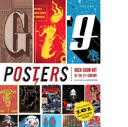 Gig Posters Book