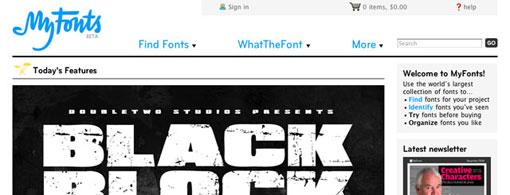 My Fonts 02