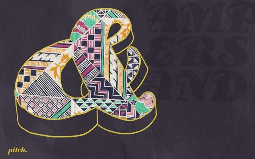 Pitch Design Union wallpaper