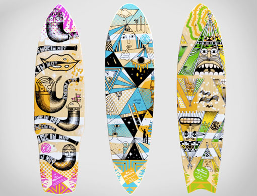 Steven Harrington decks