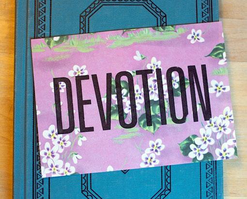 Treat Zone: Devotion Print