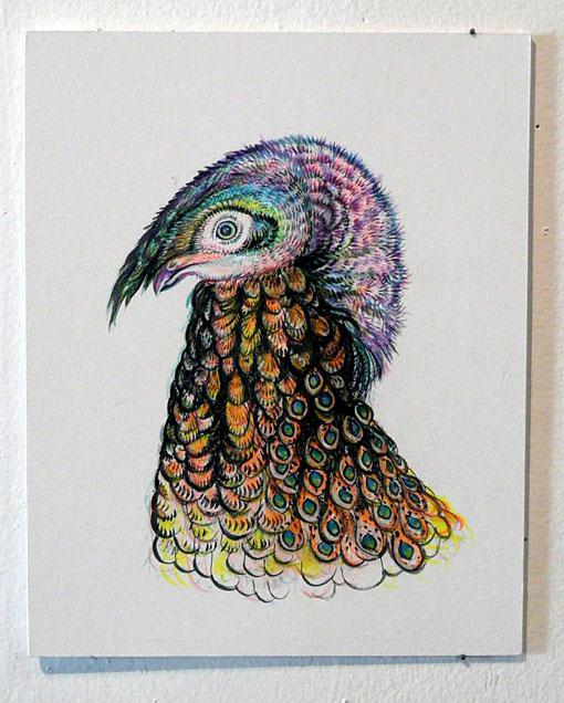 """""""New Wave Bird"""" by Aiyana Udesen"""