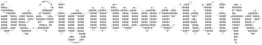 ASCII 01