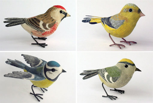 Songbird Sculptures