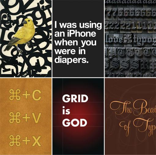 Typenuts wallpapers