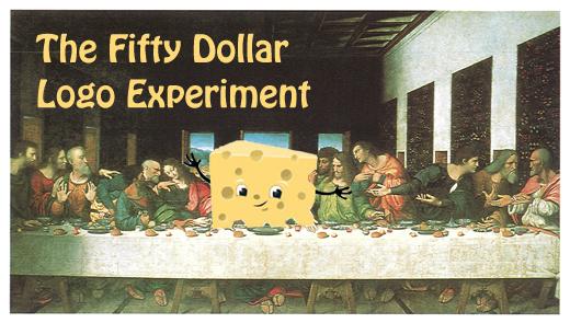 50 Dollar Logo Experiment