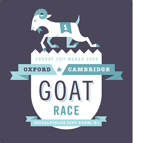 Goat Race logo