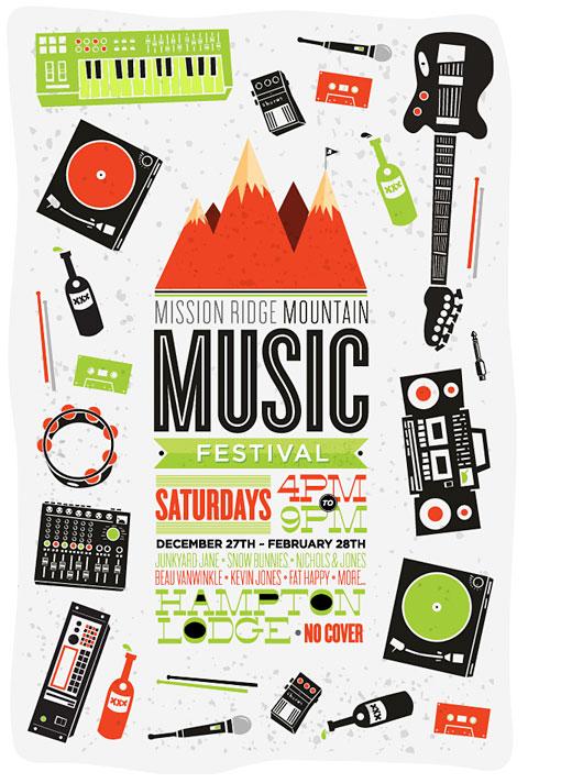 Mission Ridge Mountain Music Festival 01