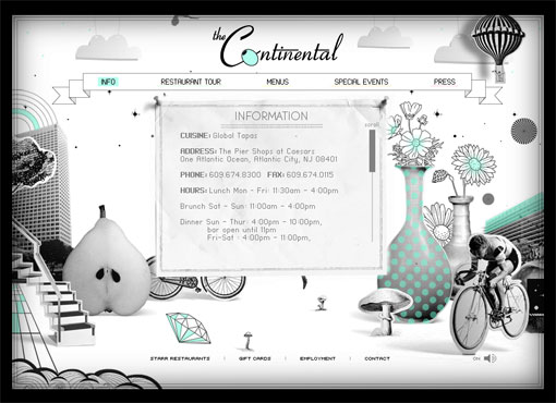 The Continental 02
