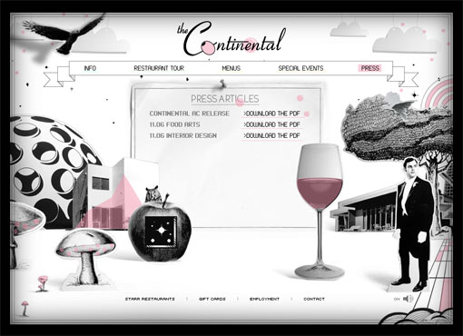 The Continental 04