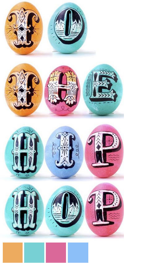 Hatch Easter Eggs