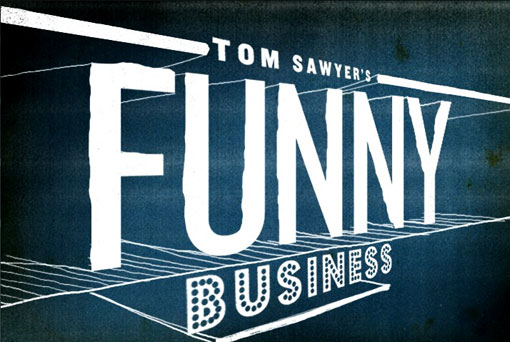 Tom Sawyer's Funny Business 03