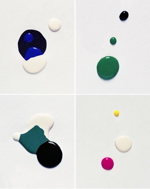 Klas Ernflo Paint Blobs
