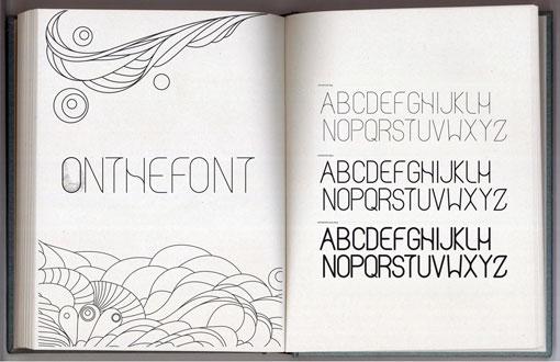 Onthefont 03