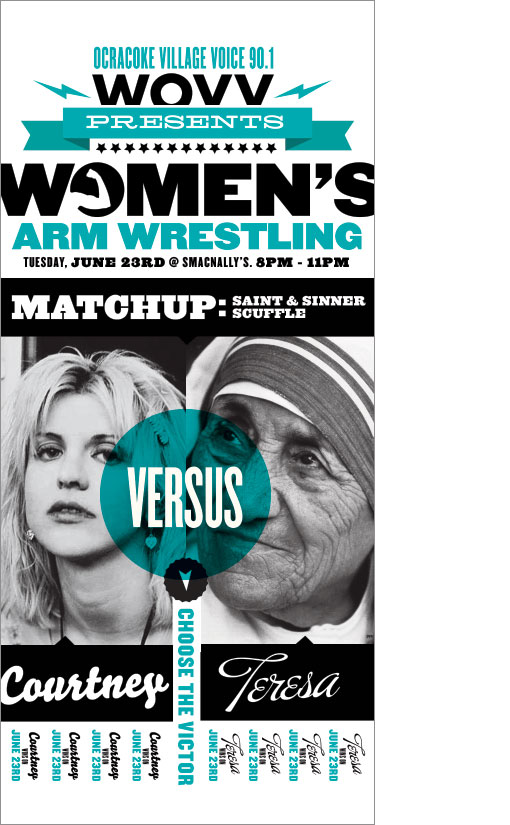 Women's Arm Wrestling
