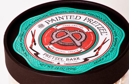Painted Pretzel 03