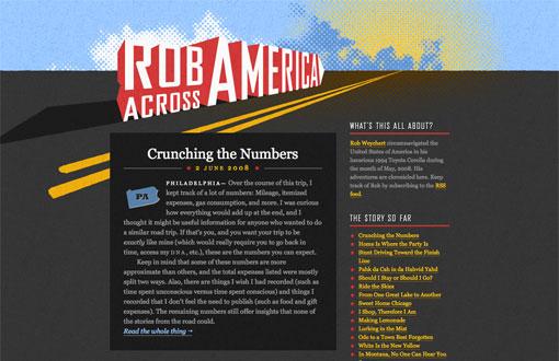 Rob Across America 02