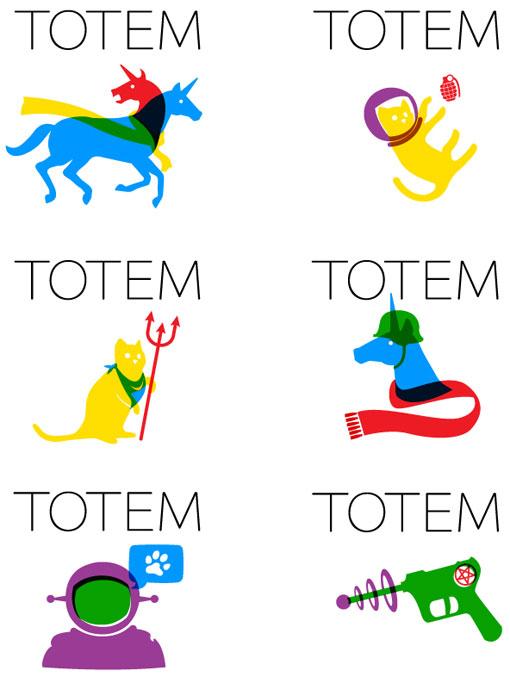 Totem 01
