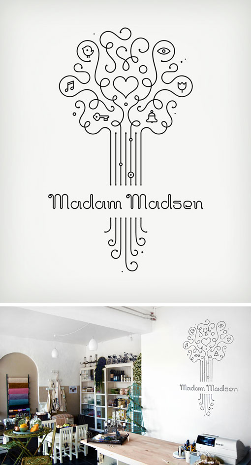 Tim Bj�rn: Madame Madsen