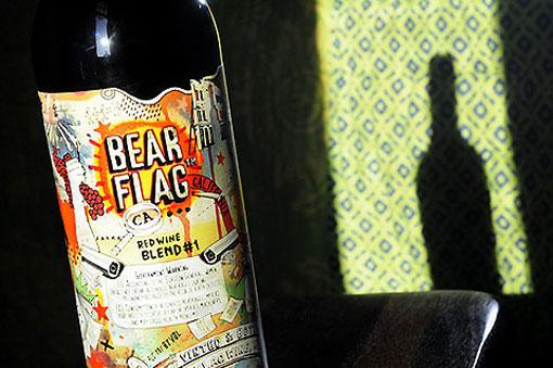 Bear Flag 01
