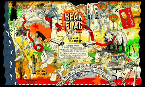 Bear Flag 02