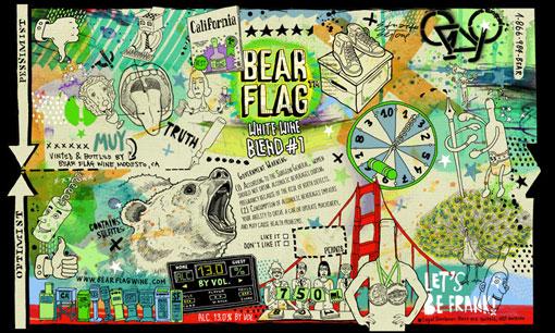 Bear Flag 03