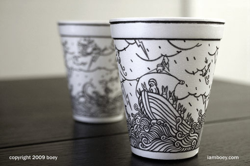 Coffee Mugs Drawing Coffee Cup Drawings 01
