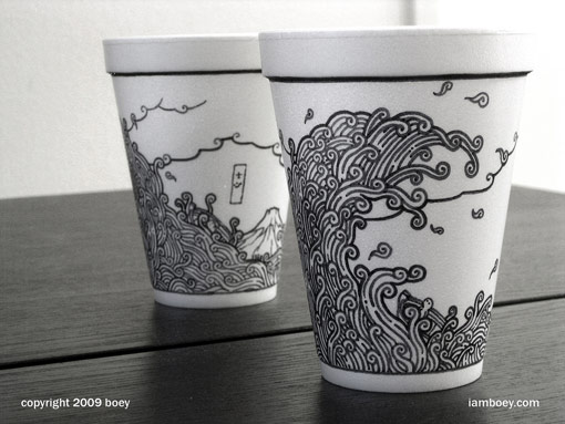 Cute Mug Drawing