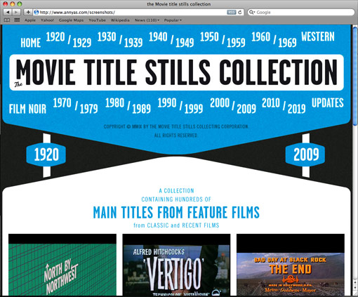 Movie Titles 01